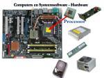 computers en systeemsoftware hardware2