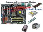 computers en systeemsoftware hardware3