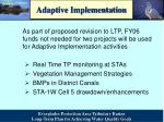 adaptive implementation2