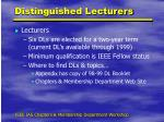 distinguished lecturers1