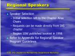 regional speakers1