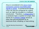 bus bar mounting characteristics 3 10