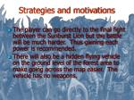 strategies and motivations1