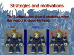 strategies and motivations2