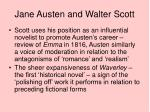 jane austen and walter scott3