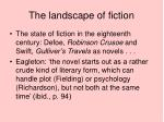 the landscape of fiction1