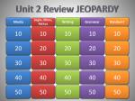 unit 2 review jeopardy