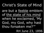 christ s state of mind22