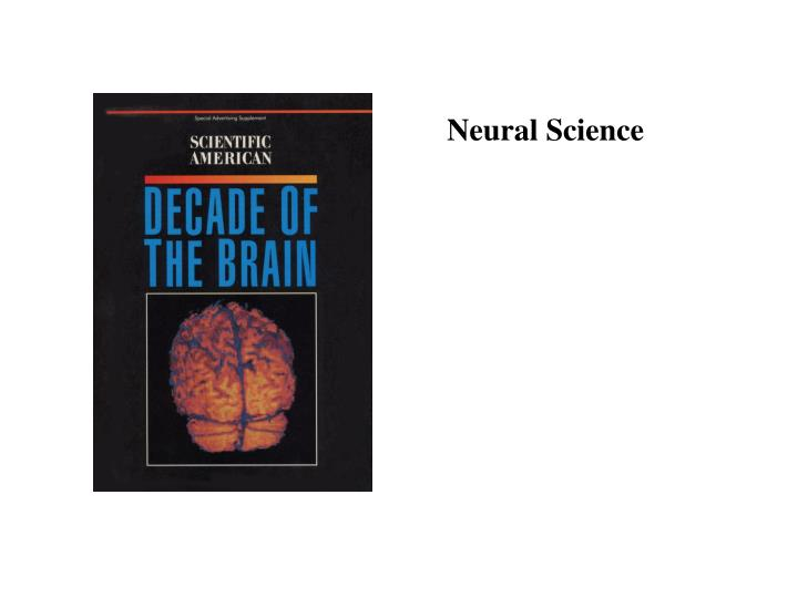 Neural Science