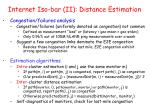internet iso bar ii distance estimation1