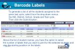 barcode labels2