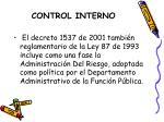 control interno3