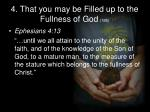 4 that you may be filled up to the fullness of god 19b1