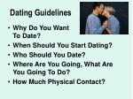 dating guidelines5