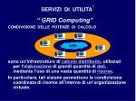 servizi di utilita1