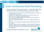 outer continental shelf permitting