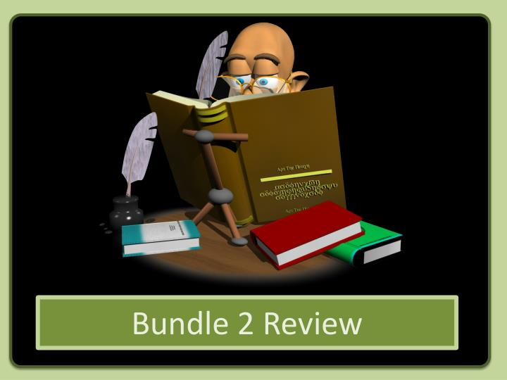 bundle 2 review n.