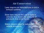 air conservation2