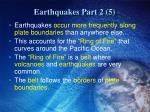 earthquakes part 2 5