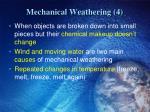mechanical weathering 4