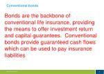 conventional bonds