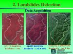 2 landslides detection