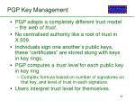 pgp key management