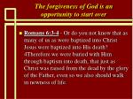 the forgiveness of god is an opportunity to start over4
