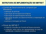 estrutura de implementa o do sbtvd t