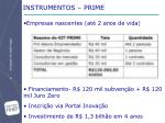 instrumentos prime1