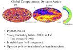 global computations dynamo action1