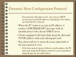 dynamic host configuration protocol2