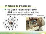 wireless technologies1