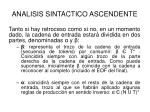 analisis sintactico ascendente1