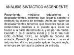 analisis sintactico ascendente11