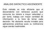 analisis sintactico ascendente16