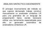 analisis sintactico ascendente20