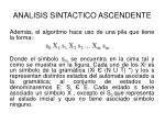 analisis sintactico ascendente26