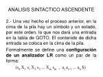 analisis sintactico ascendente31