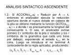 analisis sintactico ascendente34