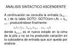 analisis sintactico ascendente35