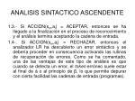 analisis sintactico ascendente36