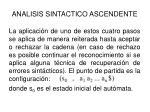 analisis sintactico ascendente37