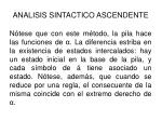analisis sintactico ascendente44
