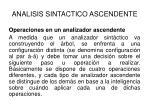 analisis sintactico ascendente6