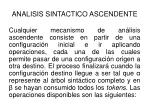 analisis sintactico ascendente7