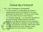 course relationship1