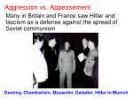 aggression vs appeasement3