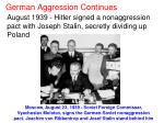 german aggression continues4