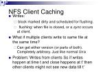 nfs client caching2